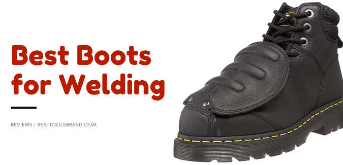 boots for welding