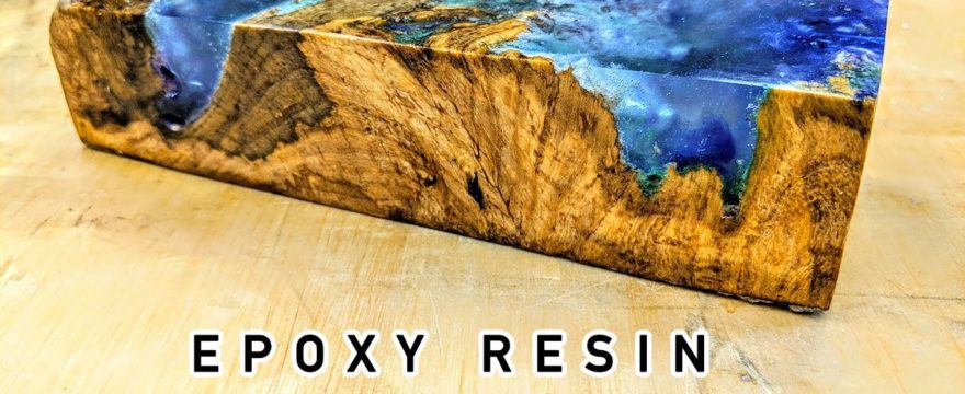 how to color epoxy resin